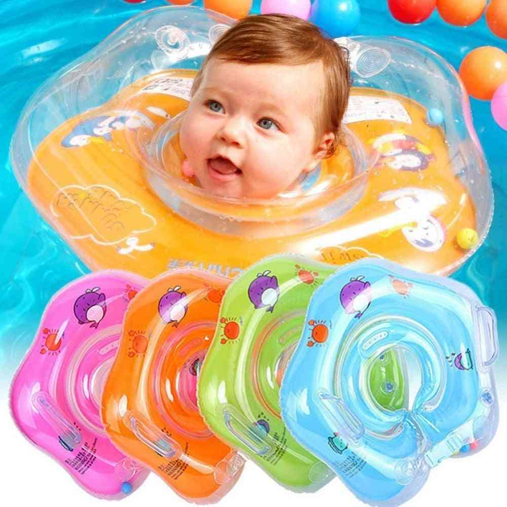 Swimming Baby Neck Ring - Safety Infant Float Circle Bathing