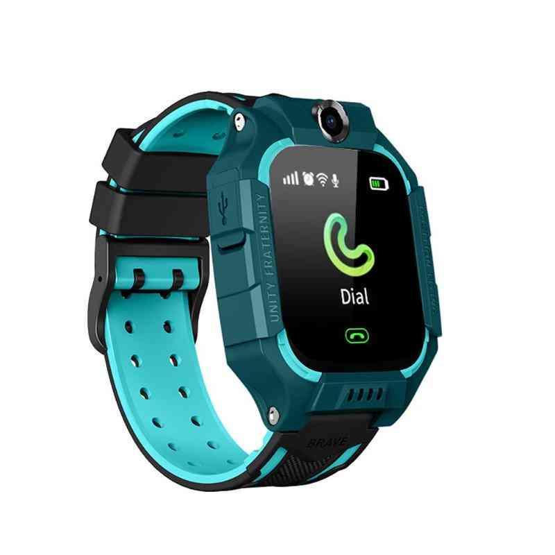 Children Digital Touch Smart Phone Watch