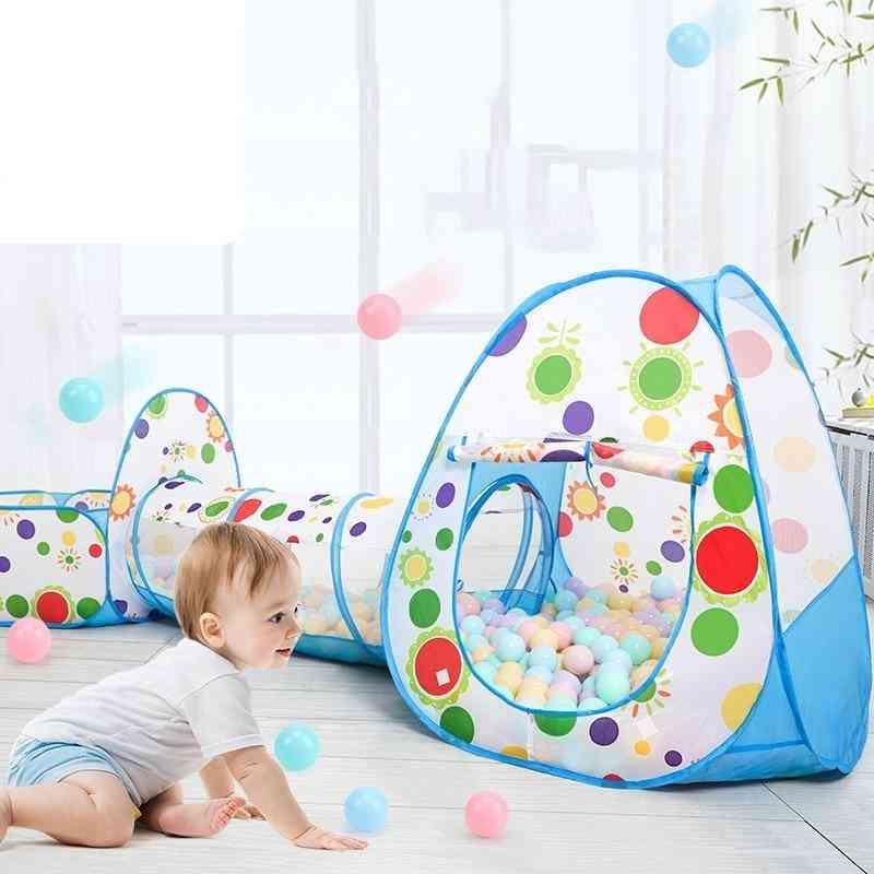 Ocean Balls Pools Baby, With Tent