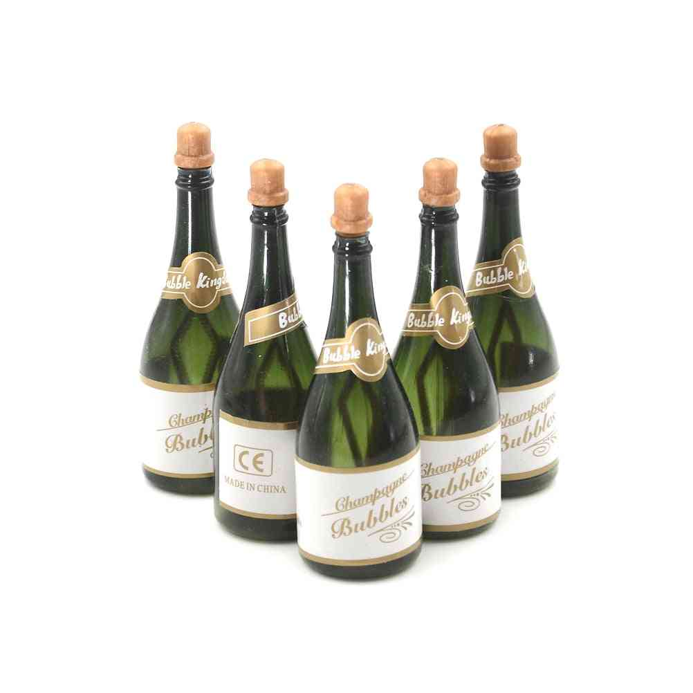 Diy Self Watering Bubble Champagne Bottles Classic