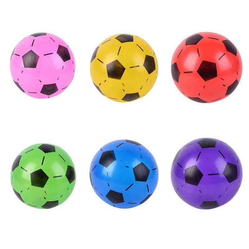 22cm Inflatable Rubber Footballs