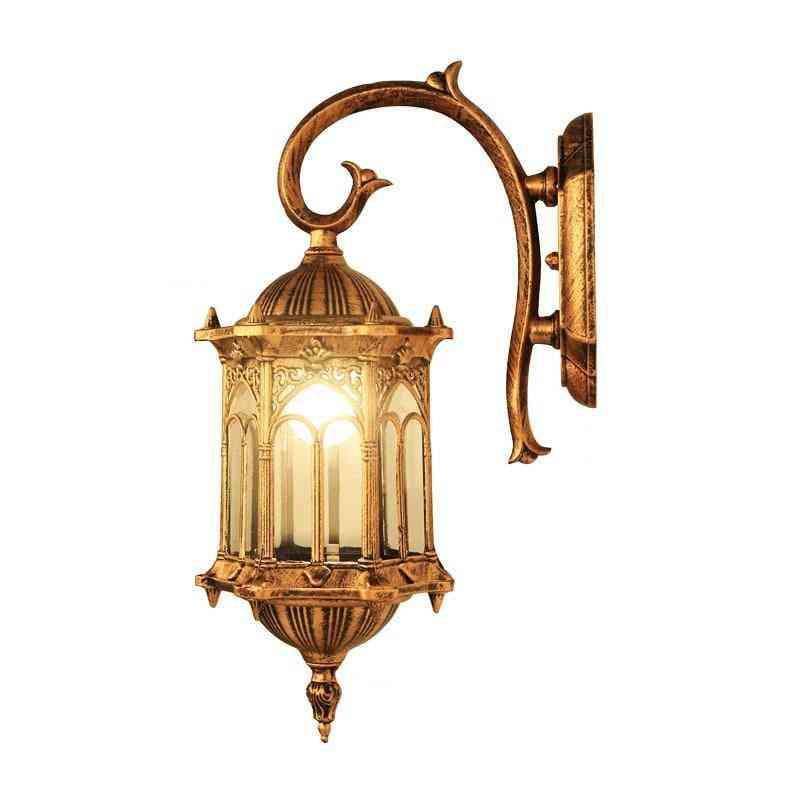 Waterproof Wall Light Lamp-vintage Style