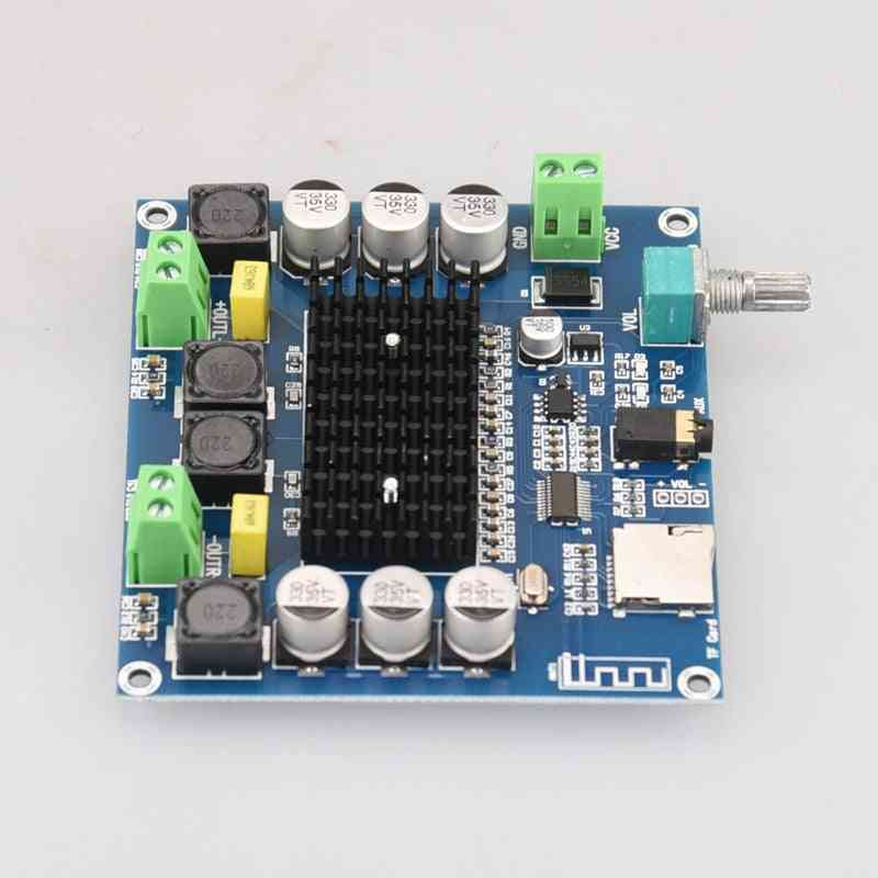 Bluetooth 5.0 , Digital Amplifier Board-support Tf Card