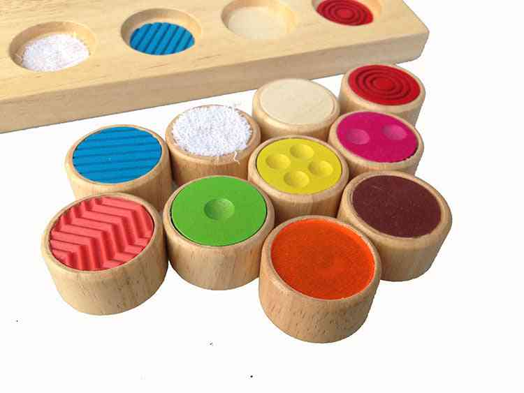 Montessori Diy Building Blocks Set, Safe Baby For &
