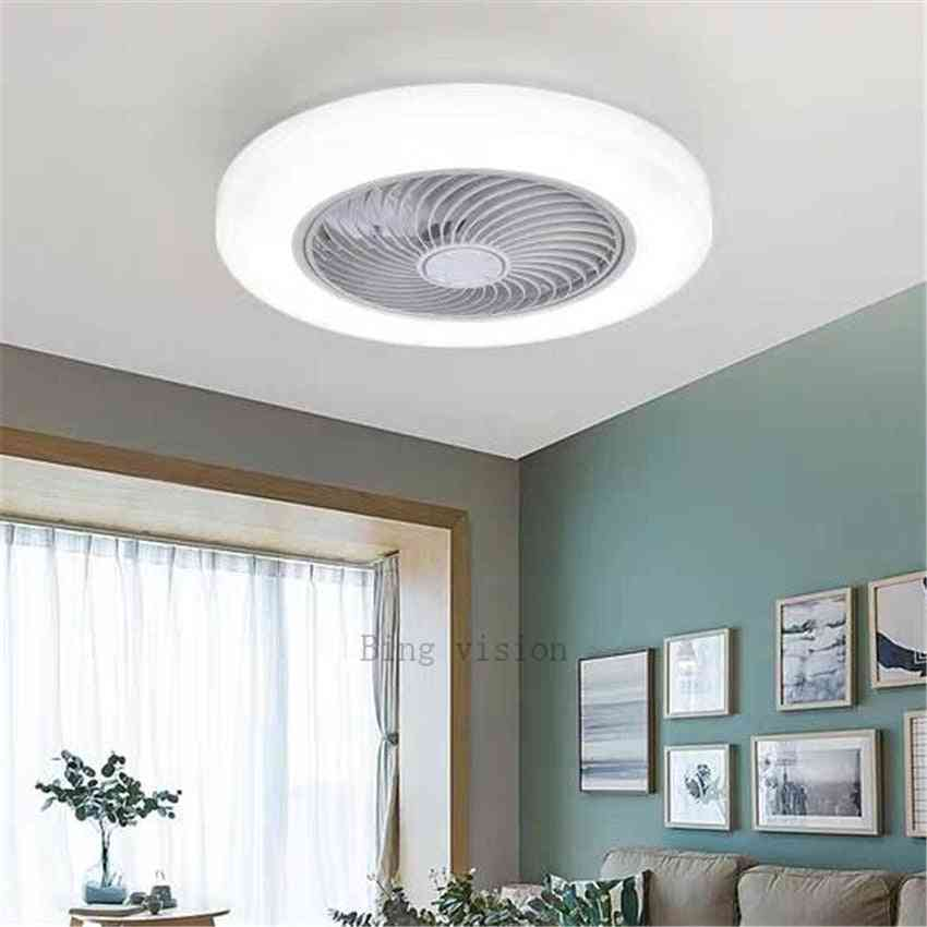 Smart Ceiling Fan With Lights And Remote Control