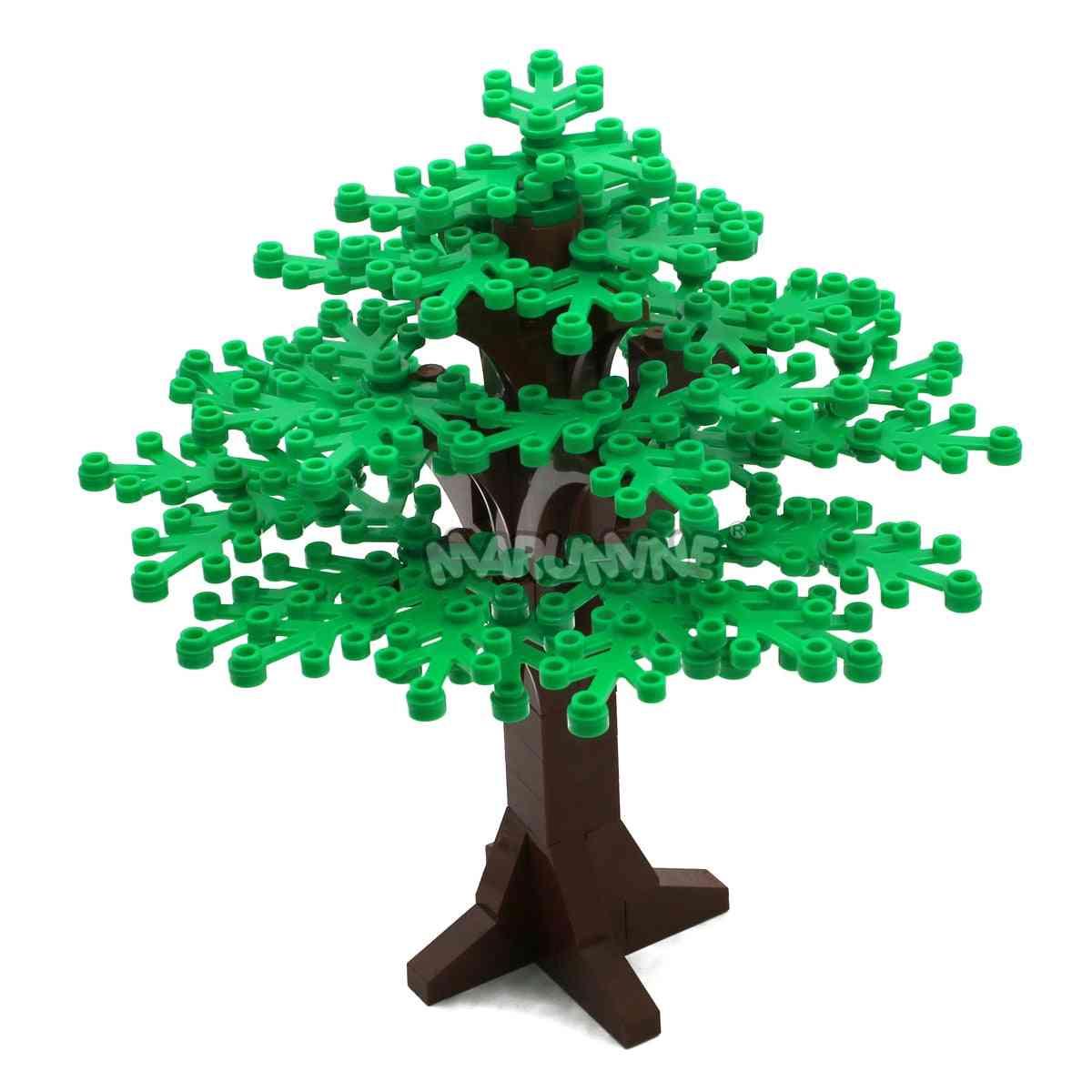 Building Bricks Tree Sets For