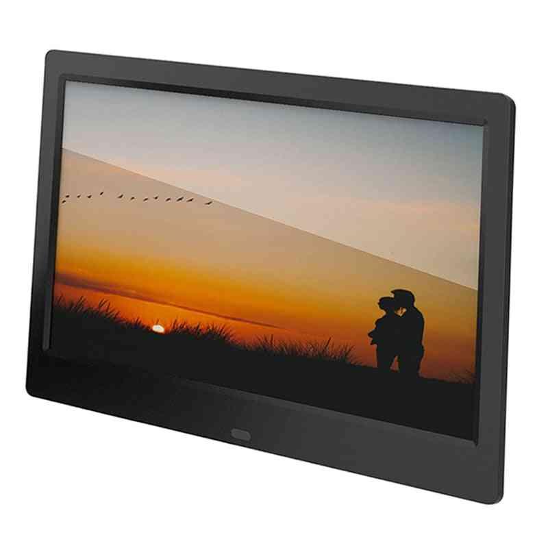 Lcd Digital, Hd Electronic Frame Album - Mp3/mp4 Player