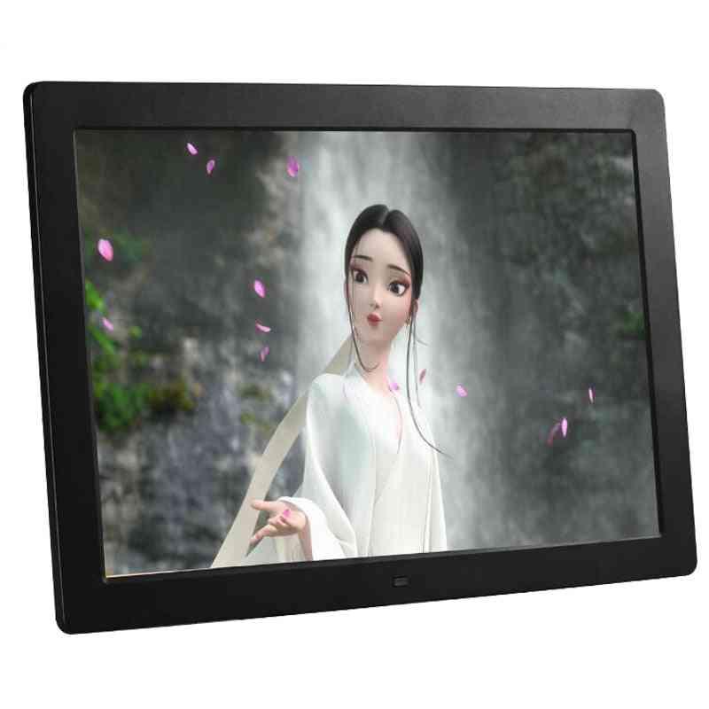 10.2 Inch Widescreen Lcd Digital Photo Frame