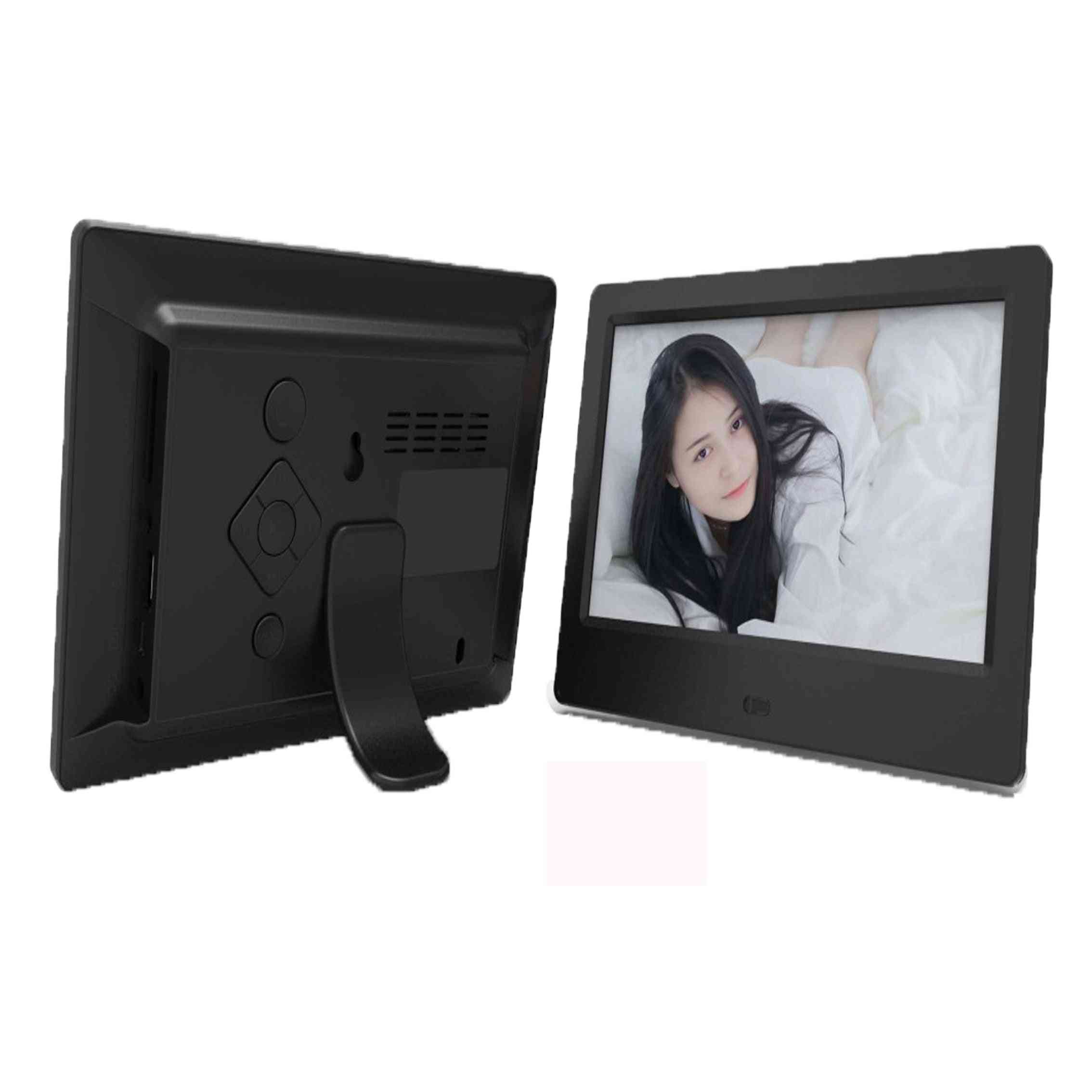 Hd Digital Photo Frame With Mp3/mp4 Player