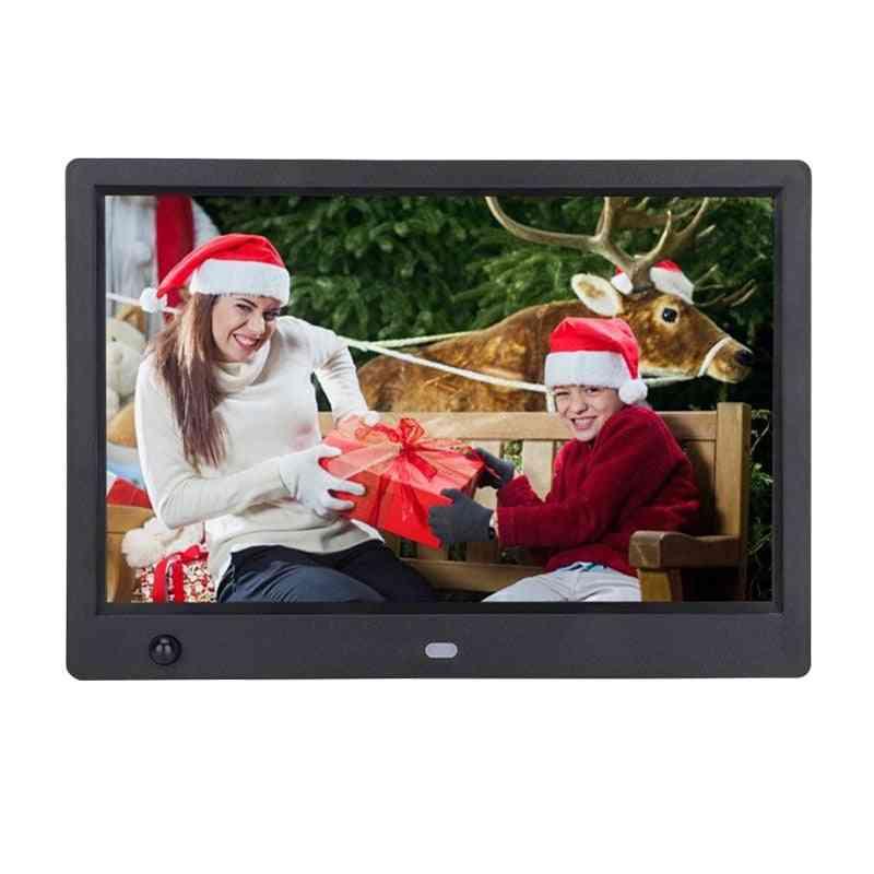 10.1 Inch Electronic Digital Photo Frame - Display With Hu Motion Sensor