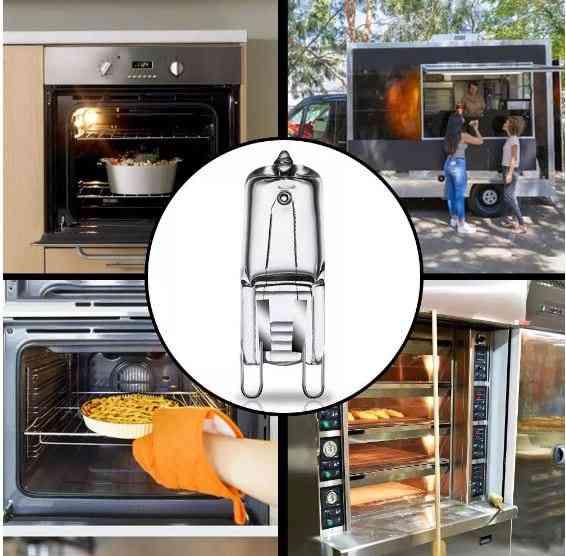 G9 Oven Light - High Temperature Resistant Durable Halogen Bulb Lamp For Refrigerators