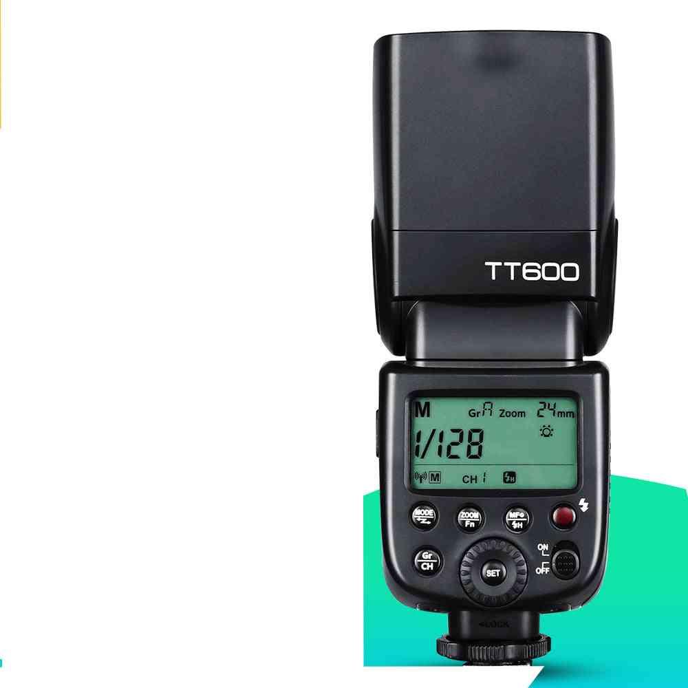 2.4g Wireless Gn60 Master/slave Camera Flash,  Speedlite For Cameras