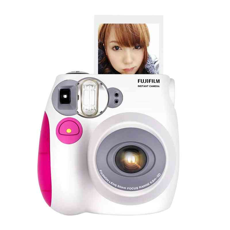 Instax Mini7s Camera Instant, Printing Photo Film Toy