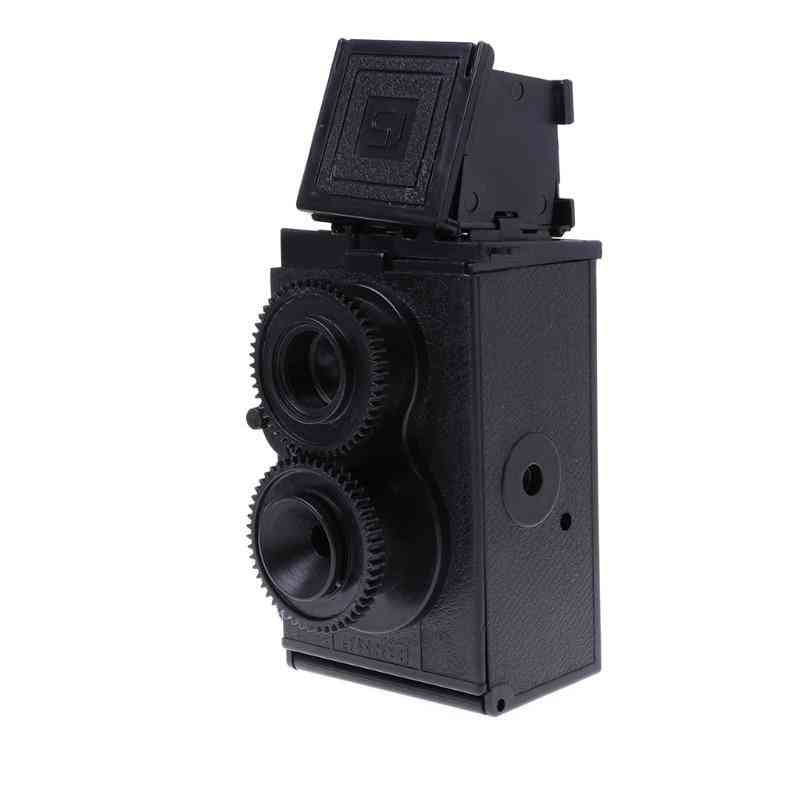 Dual Lens Reflex Camera, Retro Classic Tlr