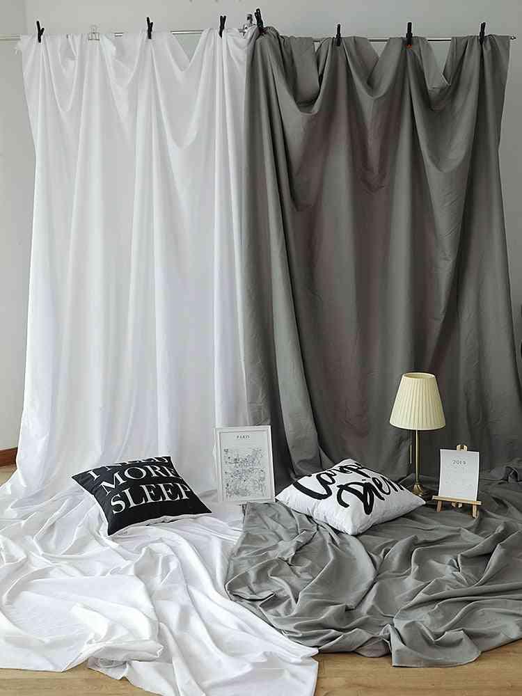 Photography-backdrop Muslin Cloth For Photo-studio