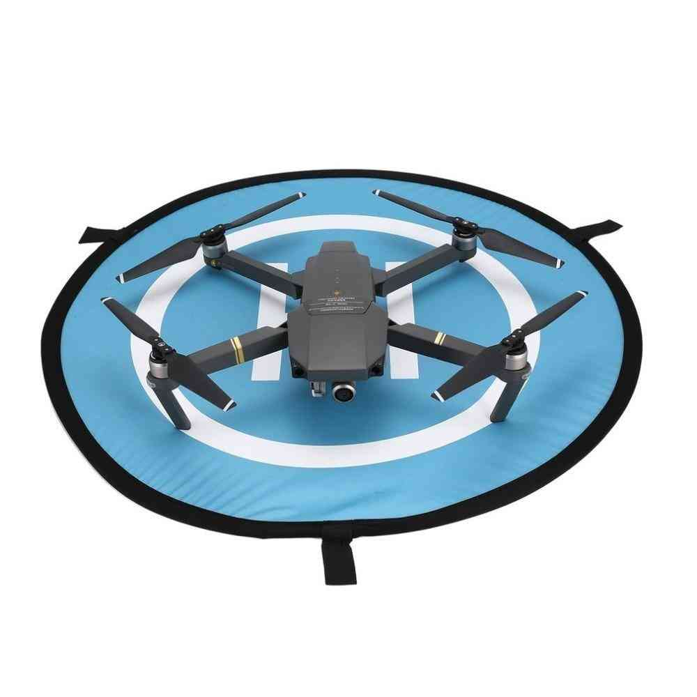Fast-fold Landing Pad, Universal Fpv Drone-parking Apron Pads