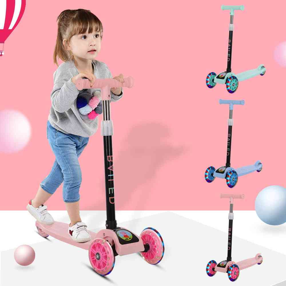 3 In 1 Balance Bike / Tricycle - Car Kick Scooter