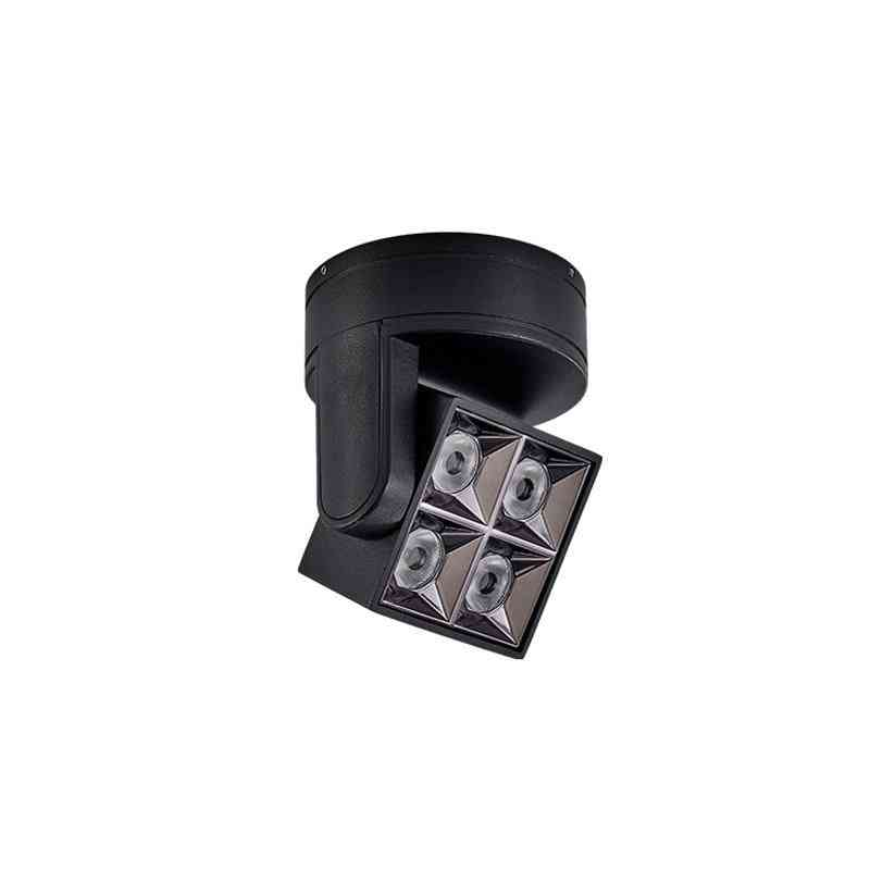 Adjustable Square Led Wall Lamp, Surface Mounted Spot Light