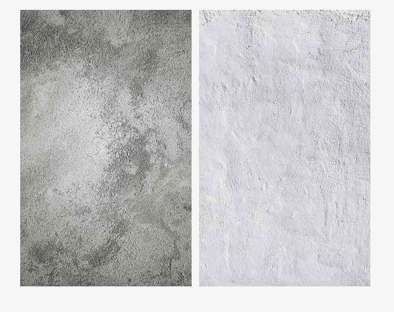 3d-printing Double-sides Cement-wall Pattern Background For Camera Photo