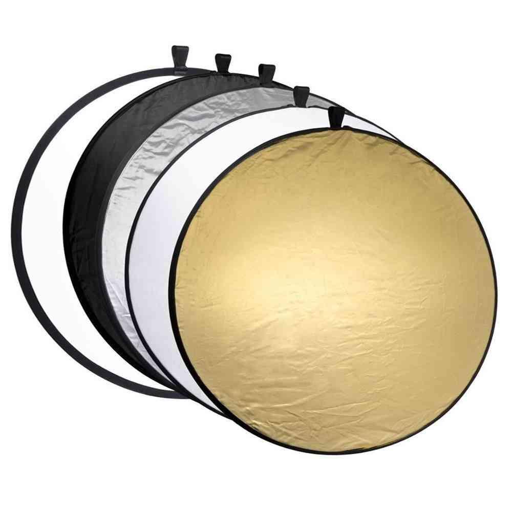 Camera Lighting Equipment, Photo Disc Reflector Diffuser Kit