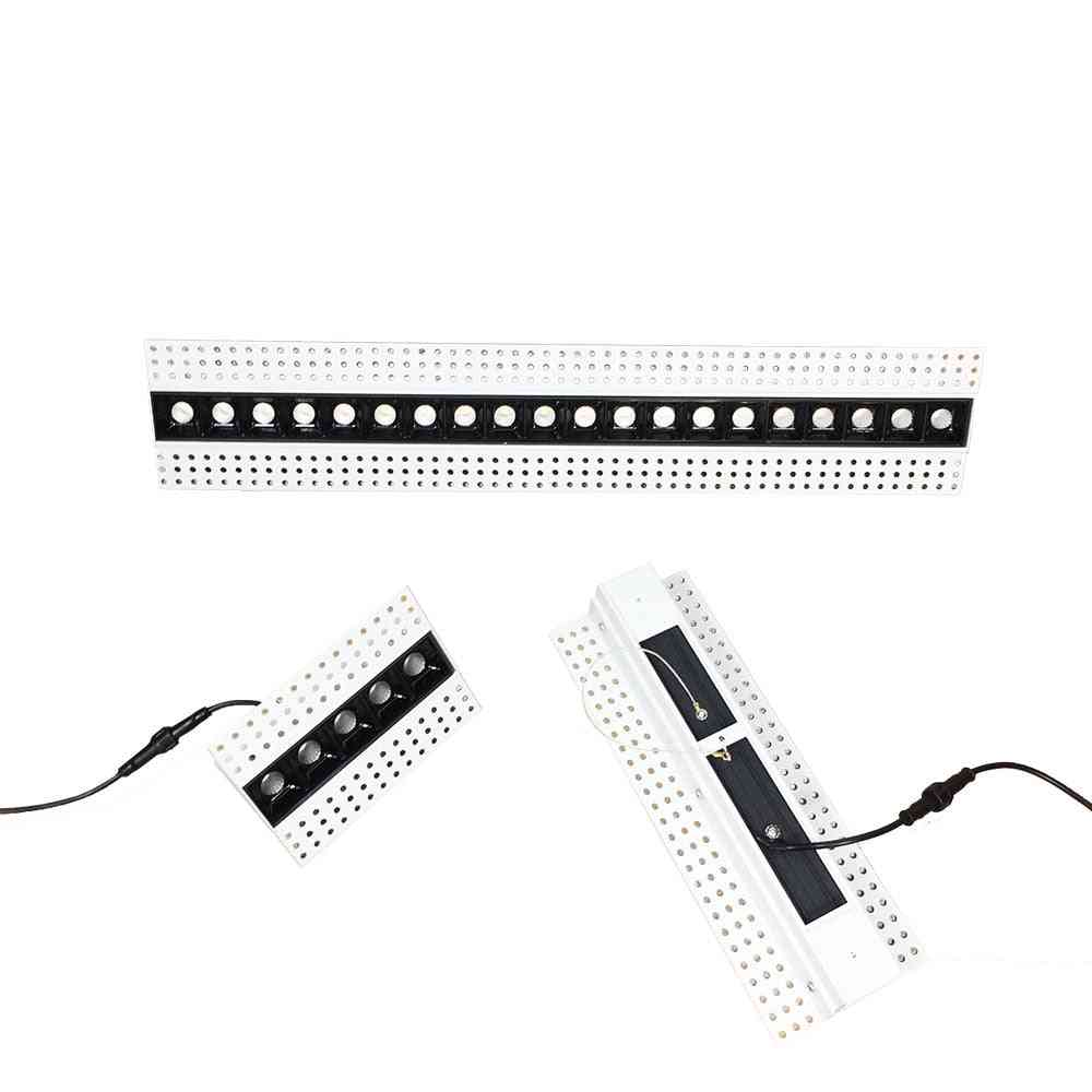 Flicker Free Boundless, Anti-glare Black Screen Magnetic Led