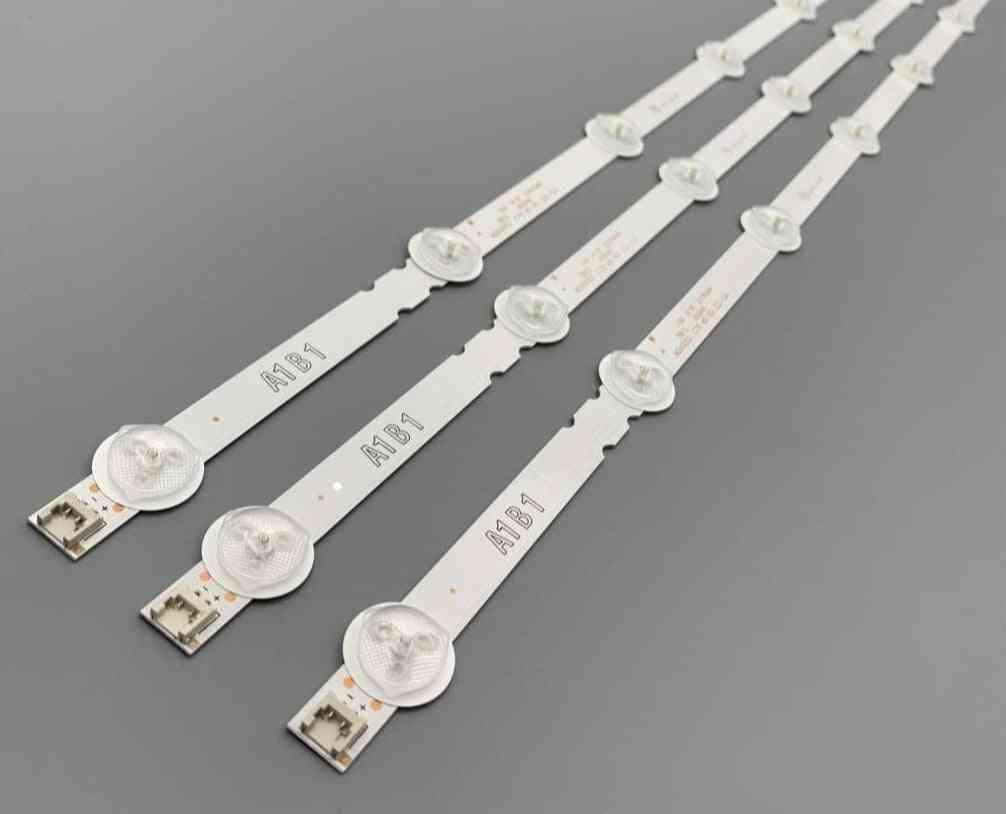 630mm 7 Led Backlight Lamp Strip For Lg 32 Tv