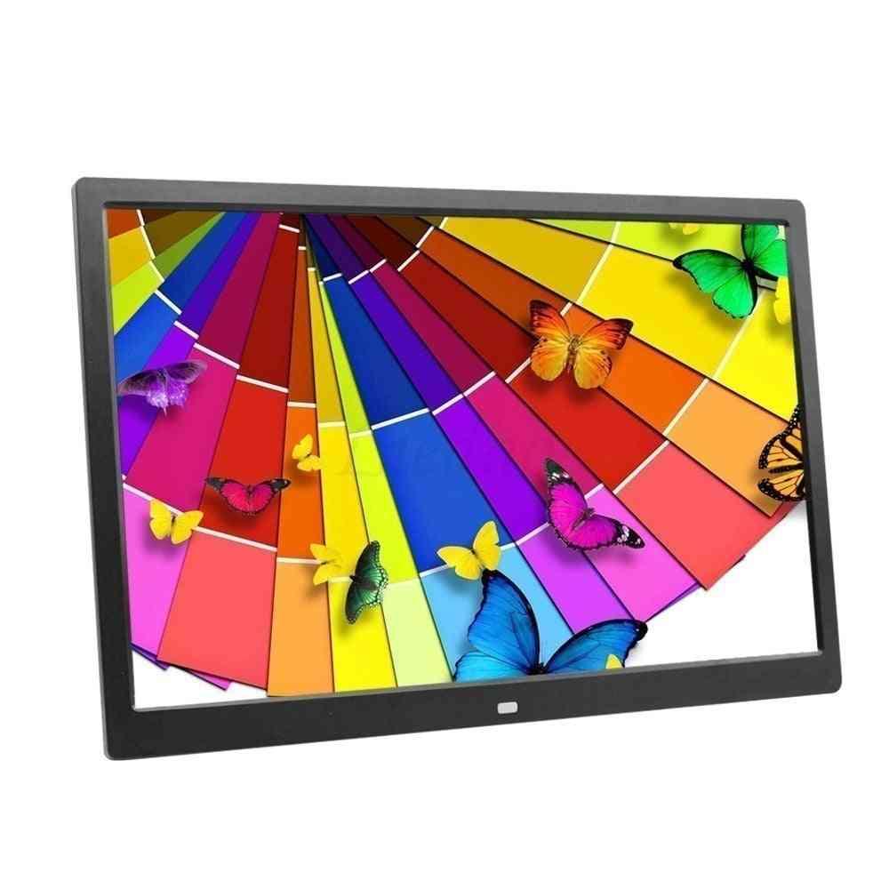15 Inch 1280*800 Led Backlight Hd - Full Function Digital Photo Frame