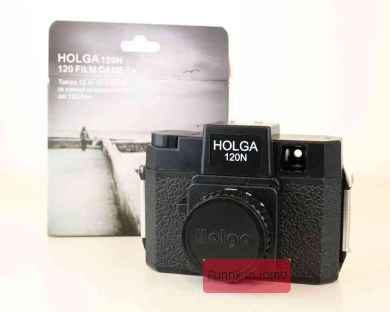 120 Medium Format - Film Camera
