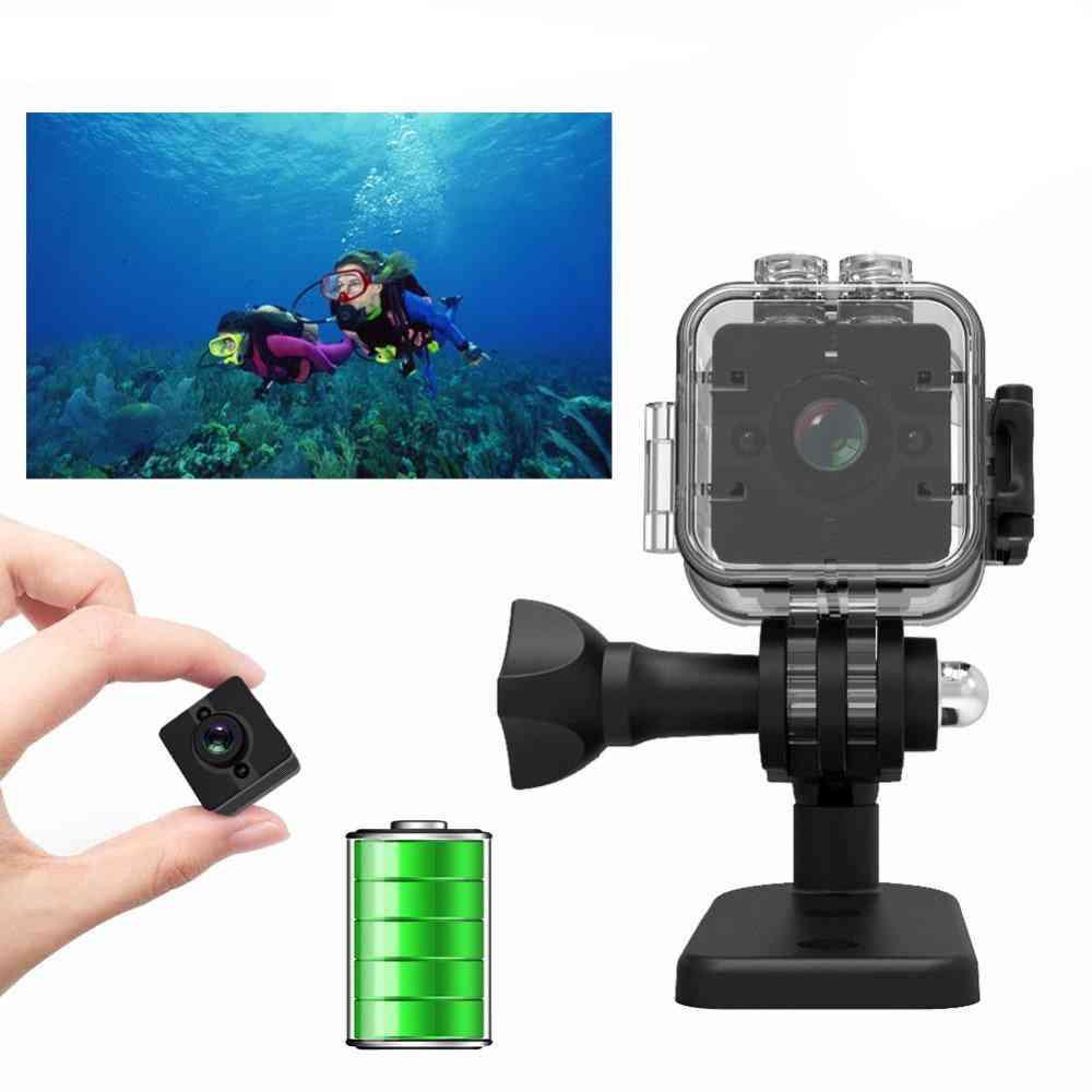 Waterproof Mini Full Hd 1080p-dvr Camera Recorder