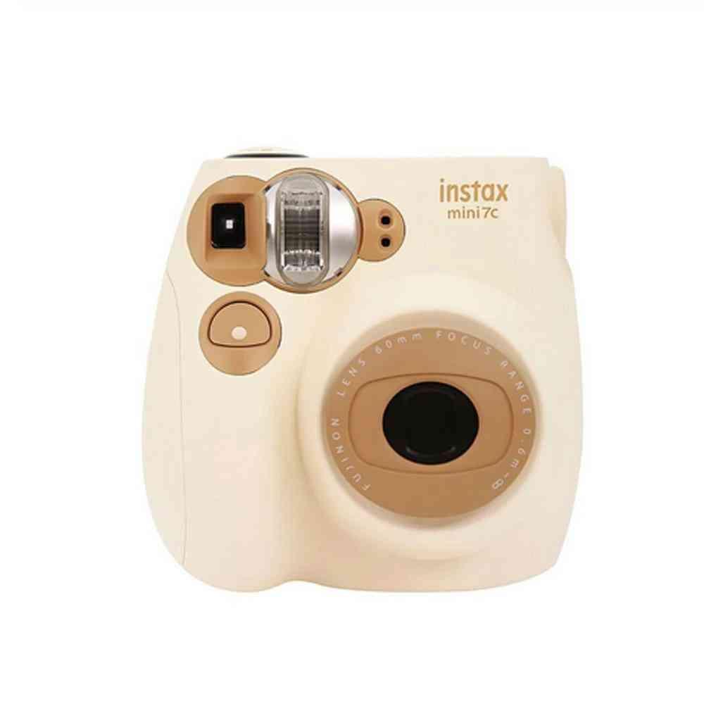Mini 7c Camera For Polaroid Instant Photo
