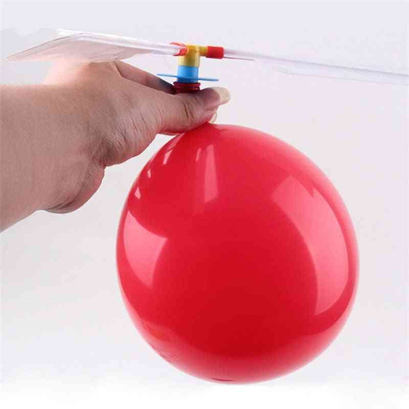 Classic Balloon Helicopter - Flying Toy