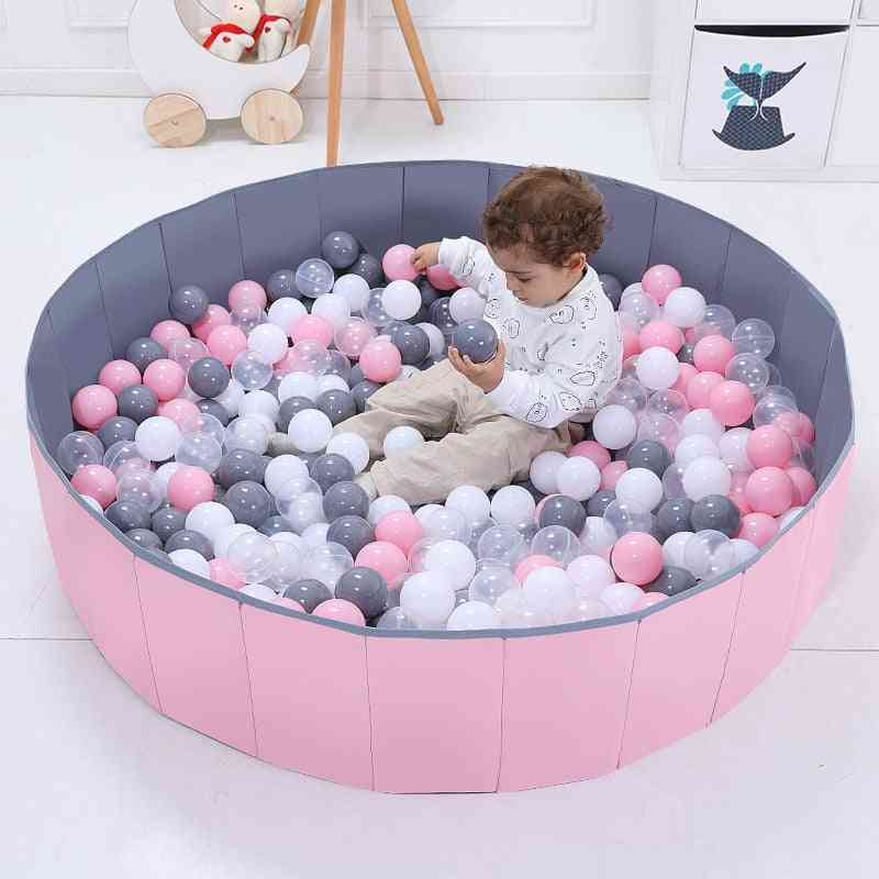 Large 120 * 30 Cm Ocean Pool Ball, Household Folding Toy