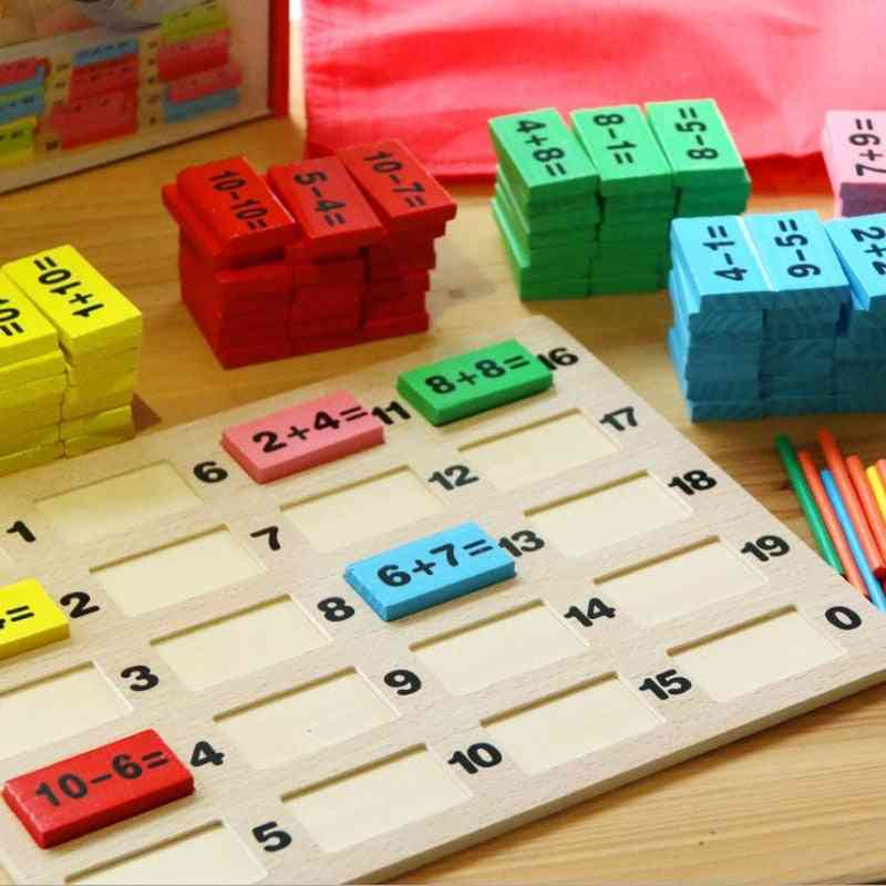 Childhood Education Digital Operation Building, Intellectual Building Blocks