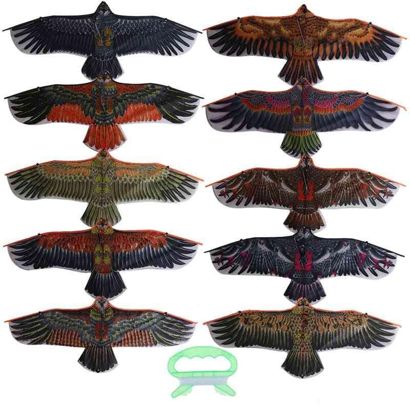 Eagle 30 Meter Line - Flying Bird Kites, Windsock Outdoor Toy