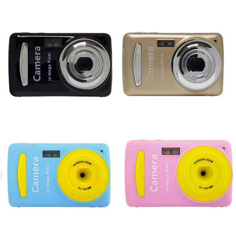 Digital-camera, With 16mp-video Camcorder Toy