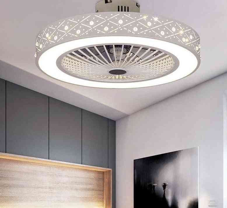 Modern Ceiling Fan Lights  With Remote Control