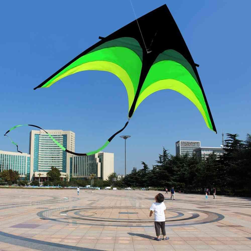 Super Huge Stunt Kite With 100m Flying Tail