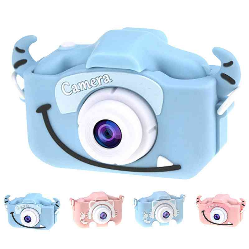 2.0 Inch, Mini Digital Hd-camera For Kids