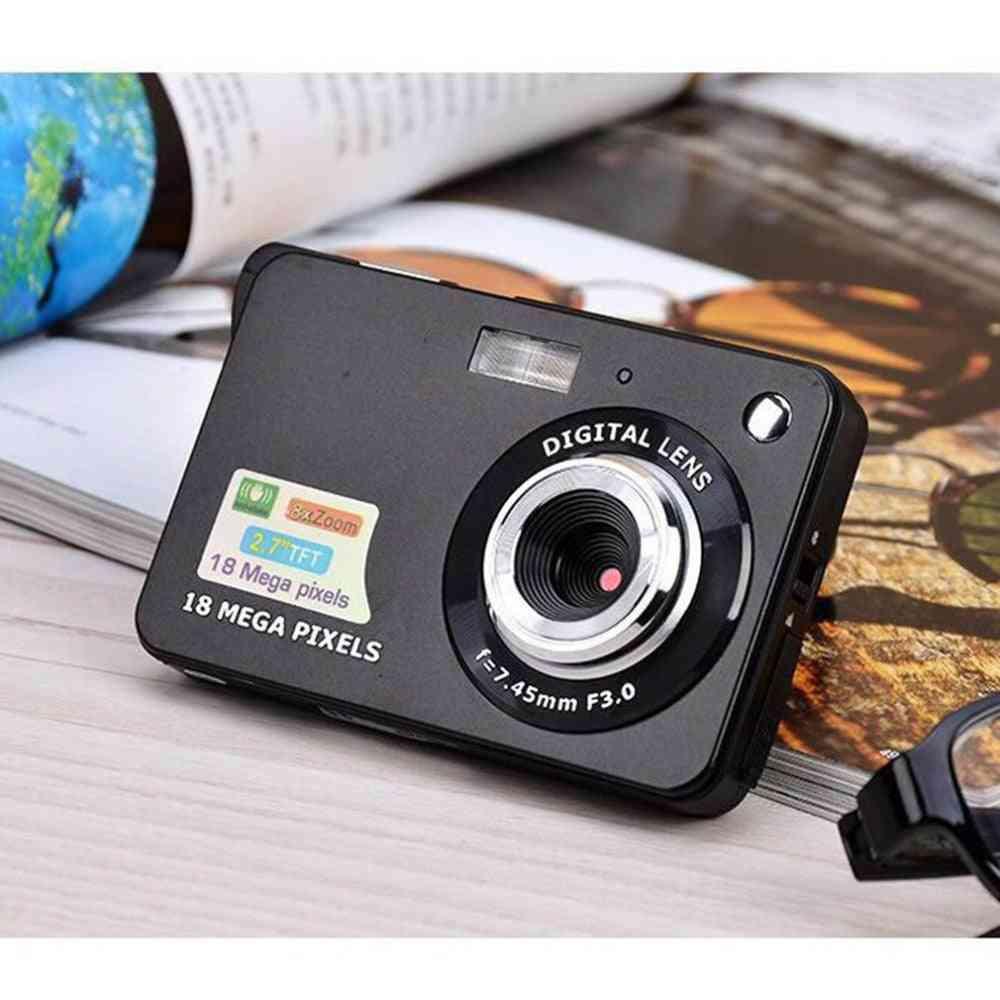 2.7 Inch Ultra-thin 18 Mp Hd Digital Camera's