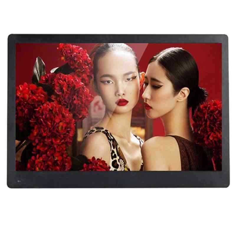 13.3-inch, 1920*1080-digital-photo-frame, Support Sd/av/hdmi/usb