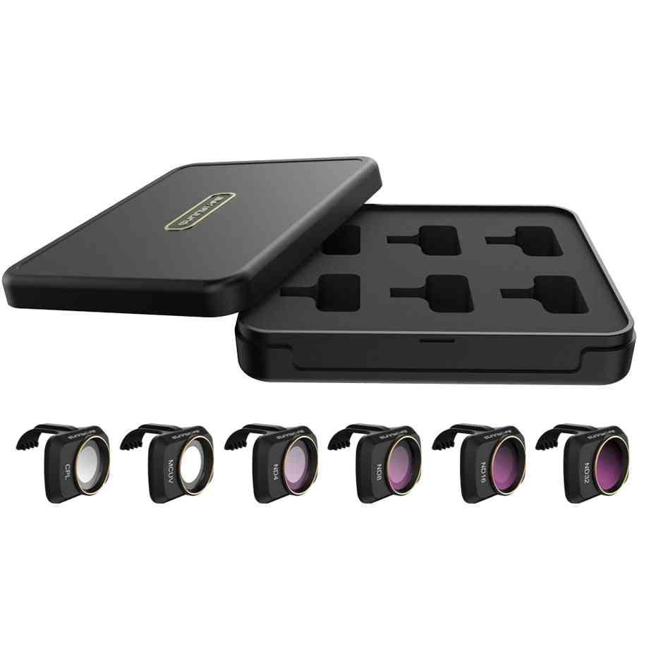 Neutral Density Polar, Uv Filter For Drone Lens-dji Mavic Mini Camera