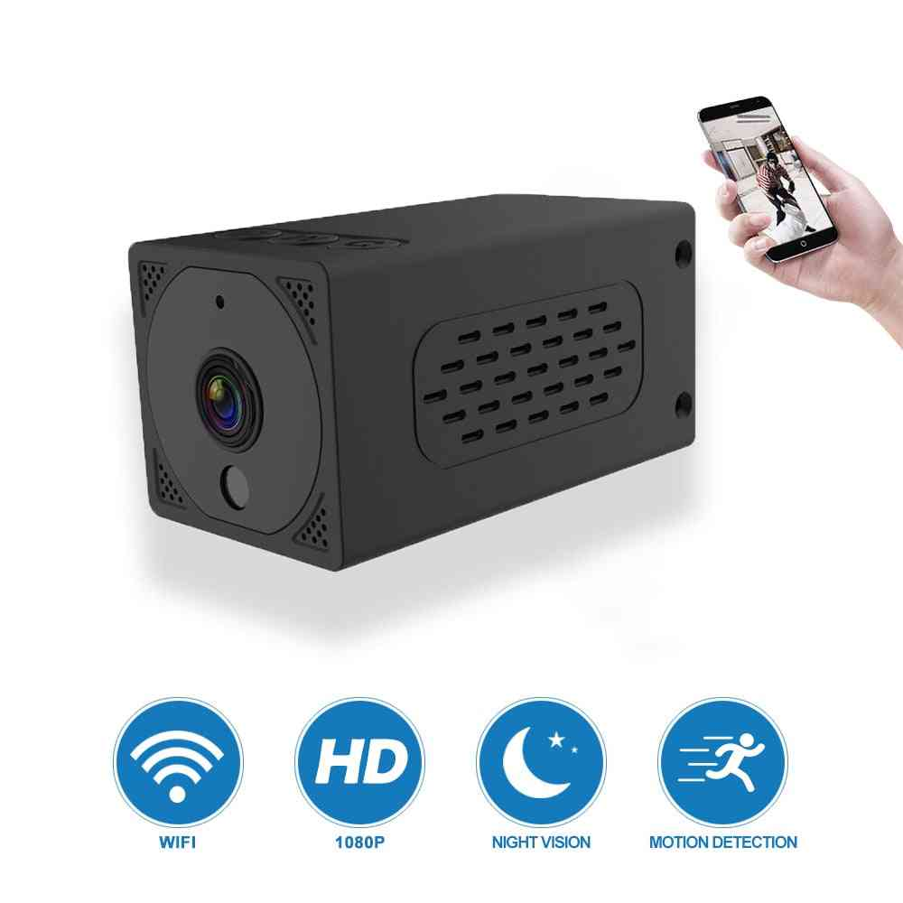 2000-mah Wifi Mini-camera 1080p Night-vision Magnetic Action-camera Wireless Ip-remote Built-in Battery  Cam-baby Monitor