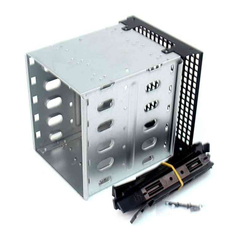 Large Capacity Stainless Steel, Hdd Hard Drive Cage Rack, Sas Sata Hard Drive, Disk Tray Caddy For Computer Accessories