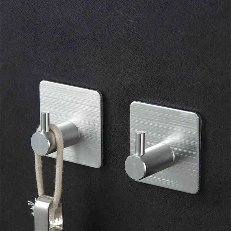 High Quality, Self-adhesive-wall And Door Hanger Hooks
