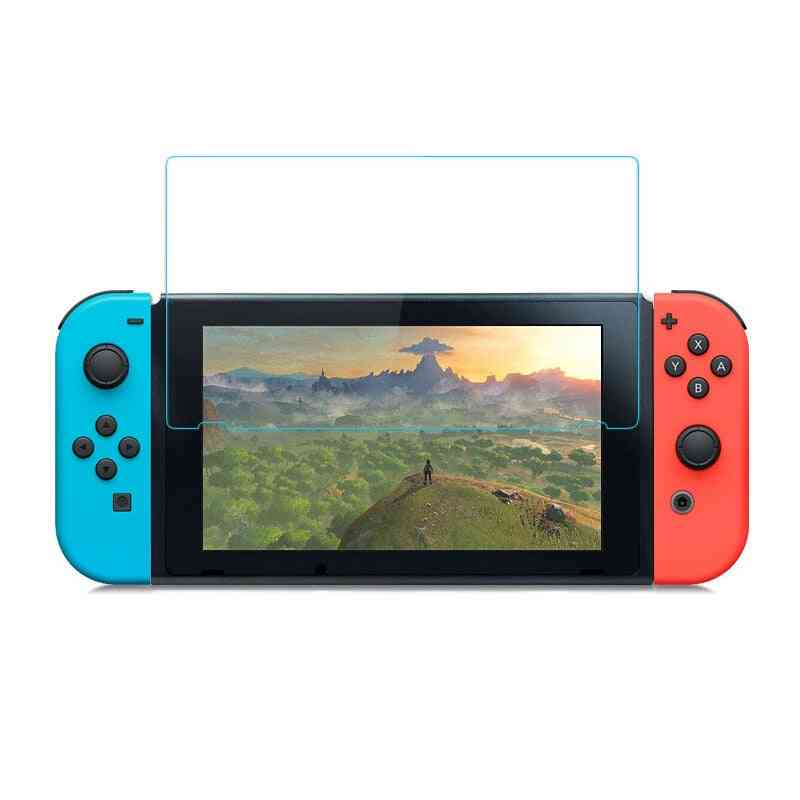 Screen Protectors-tempered Glass Film For Nintendo Switch
