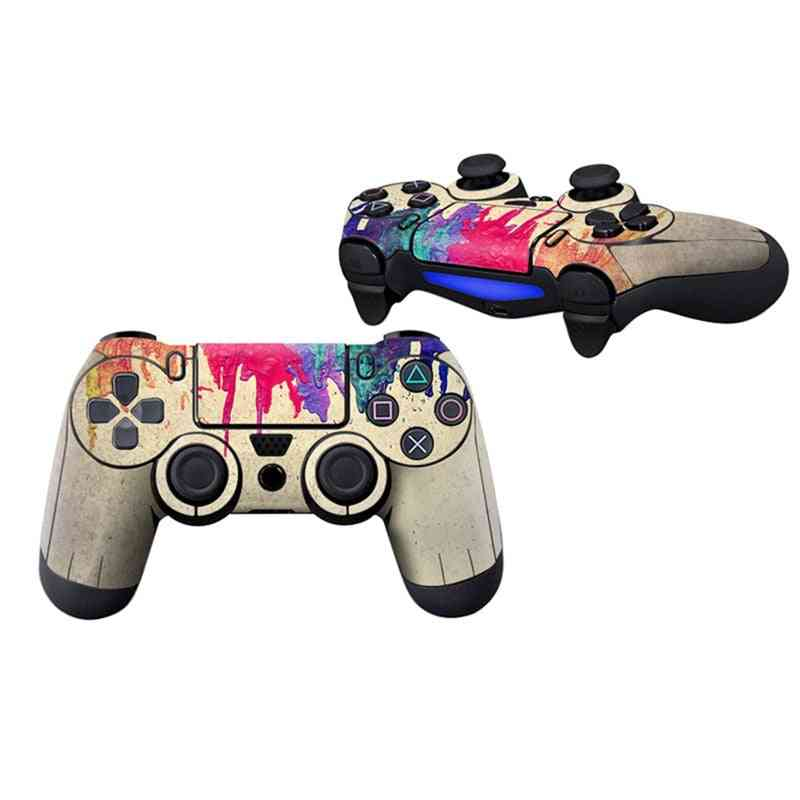 4 Controller Prevent Scratches Protector Sticker For Ps4 Accessories