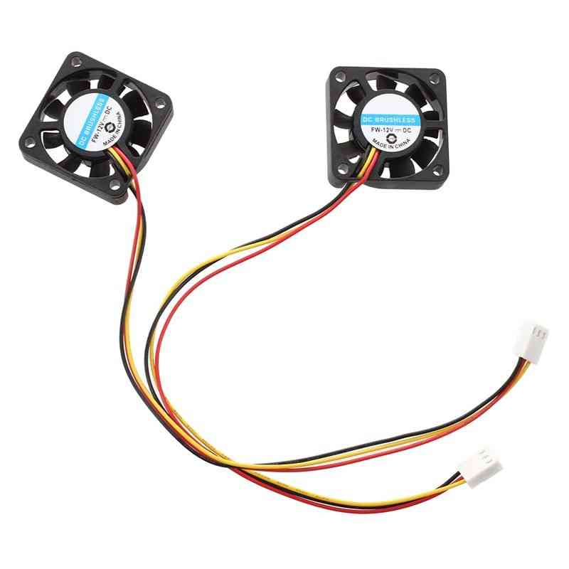 3-pin 40mm-square Pc/computer Cooling-fan