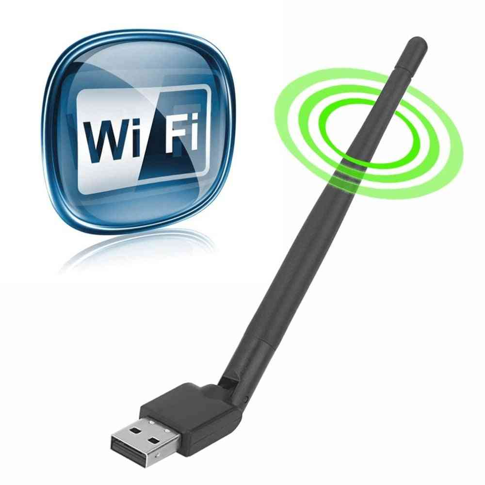 Wifi Mtk7601, Wireless Network Card - Lan Adapter With Rotatable Antenna