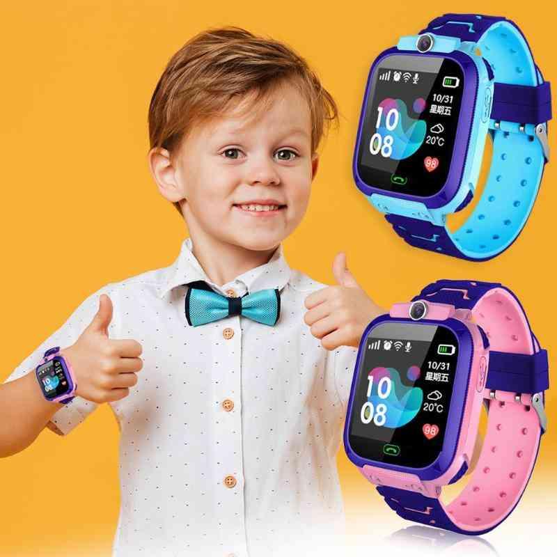 Locator Tracker, Anti Lost Monitor - Kid Smartwatches
