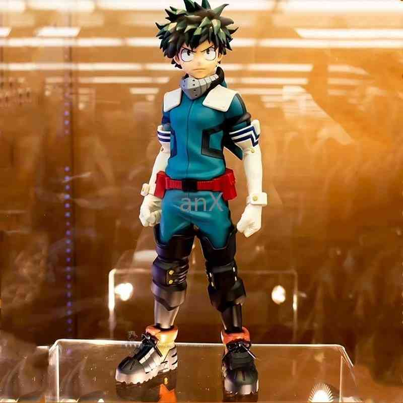 Academia Figure - Pvc Age Of Heroes, Action Collectible Model Toy